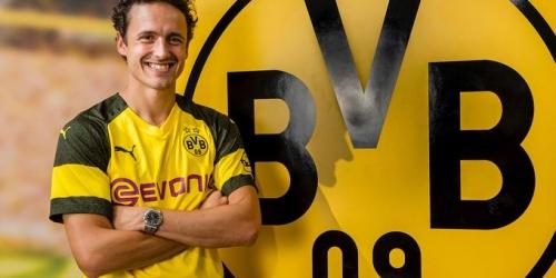 (OFICIAL) Delaney es el tercer refuerzo del Dortmund