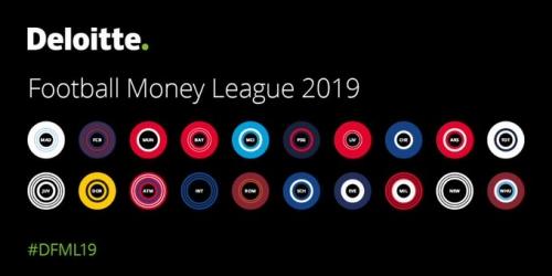 (FOTO) Deloitte presenta los equipos con mas ingresos del mundo