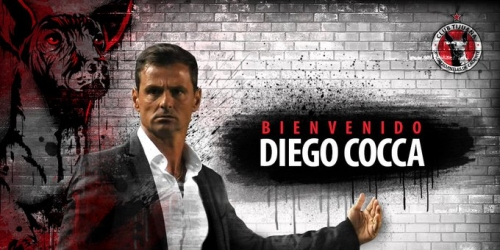 (OFICIAL) Diego Cocca nuevo entrenador de Tijuana