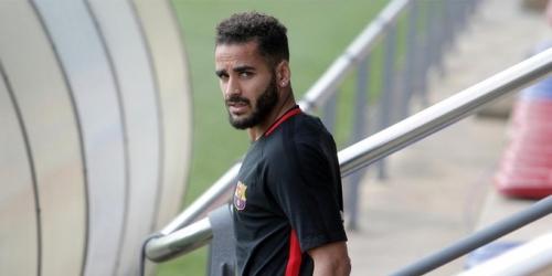 (OFICIAL) Douglas, primera baja del Barcelona