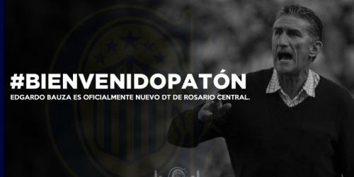 (OFICIAL) Edgardo Bauza vuelve a Rosario central