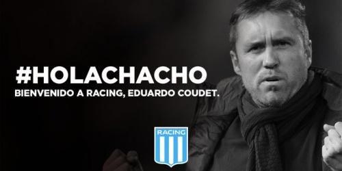 (OFICIAL) Eduardo Caudet nuevo director técnico de Racing