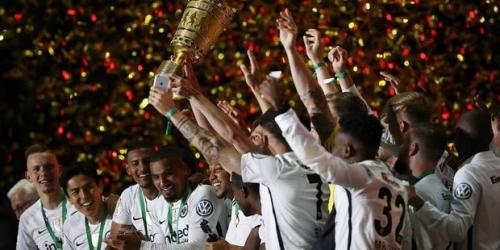 (OFICIAL) Eintracht Frankfurt campeón de la Copa de Alemania