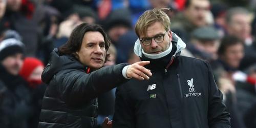 (OFICIAL) El asistente de Jürgen Klopp deja el Liverpool