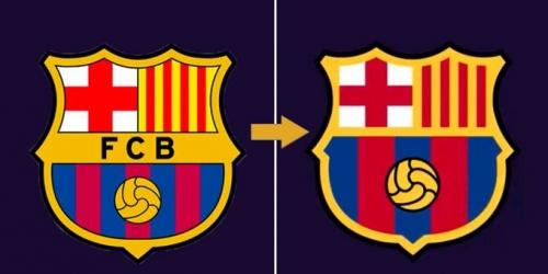 (OFICIAL) El Barcelona cambia su escudo