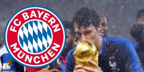 (OFICIAL) El Bayern Múnich se hace con los servicios de Benjamin Pavard