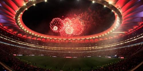 (OFICIAL) El estadio Wanda Metropolitano será la sede la final de la Champions 2018/2019