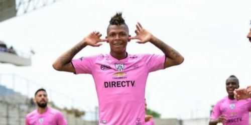 (OFICIAL) El jugador ecuatoriano Billy Arce jugará en España