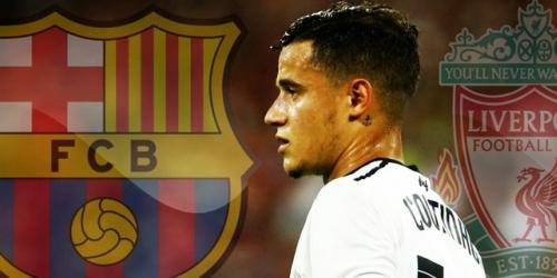 """(OFICIAL) El Liverpool le dice """"NO"""" al Barca por Coutinho"""