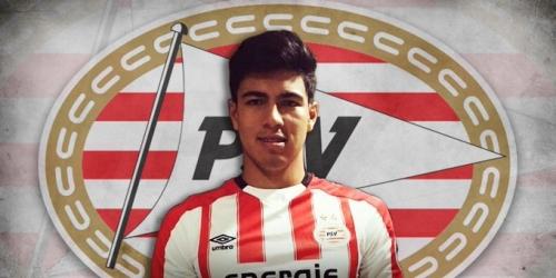 (OFICIAL) El PSV ficha a otro mexicano