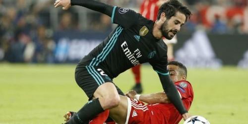 (OFICIAL)  El Real Madrid pierde a Isco