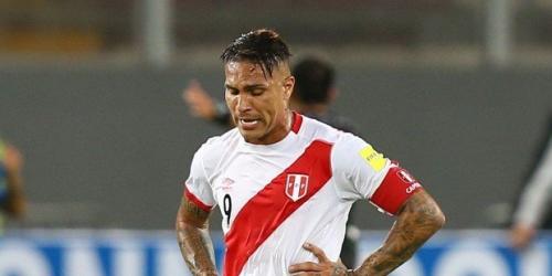 (OFICIAL) El TAS le dió 14 meses de sanción y Paolo Guerrero se perderá el Mundial