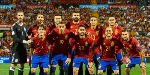 (OFICIAL) España jugará frente a Costa Rica y Rusia de cara al Mundial