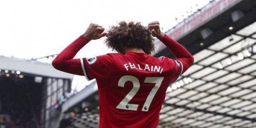 (OFICIAL) Fellaini renueva con el Manchester United