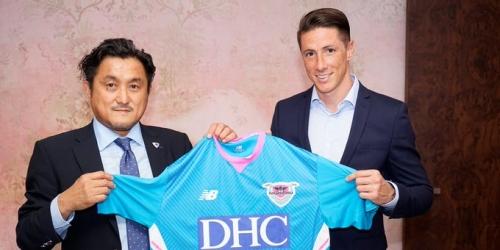 (OFICIAL) Fernando Torres ficha por el Sagan Tosu japonés