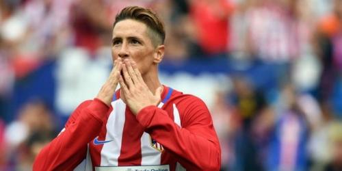(OFICIAL) Fernando Torres no seguirá en el Atlético de Madrid