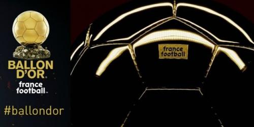 (OFICIAL) France Football completa la lista de los nominados para balón de oro