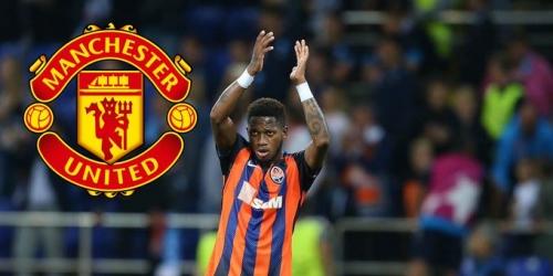 (OFICIAL) Fred nuevo fichaje del Manchester United