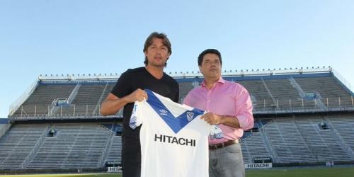 (OFICIAL) Gabriel Heinze es el nuevo director técnico de Vélez
