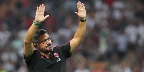 (OFICIAL) Gennaro Gatusso es el nuevo entrenador del AC Milan