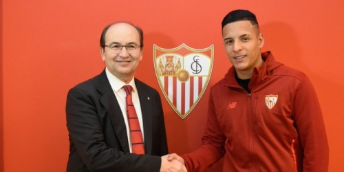 (OFICIAL) Gilherme Arana nuevo jugador del Sevilla