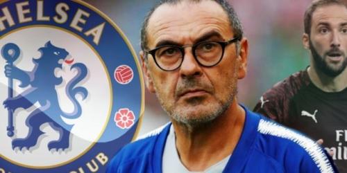(OFICIAL) Gonzalo Higuain es nuevo jugador del Chelsea