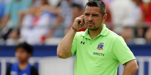 (OFICIAL) Héctor Tapia vuelve al banquillo de Colo Colo