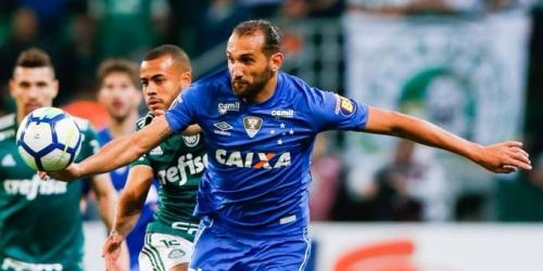 (OFICIAL) Hernán Barcos quedó fuera de Cruzeiro