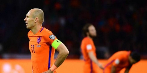 (OFICIAL) Holanda se queda sin mundial