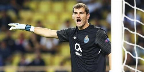 (OFICIAL) Iker Casillas no renovará con el Porto