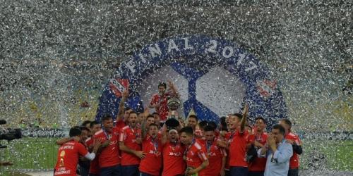 (OFICIAL) Independiente Campeón de la Copa Sudamericana