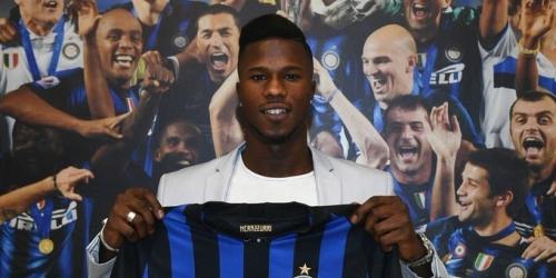 (OFICIAL) Inter de Milán presenta a Baldé como su nueva incorporación