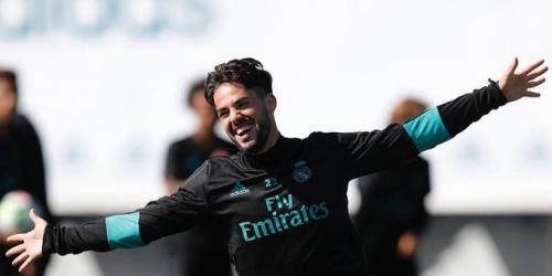 (OFICIAL) Isco renueva con el Real Madrid hasta el 2022