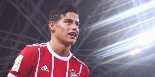 (OFICIAL) James está encantado de estar en el Bayern de Múnich