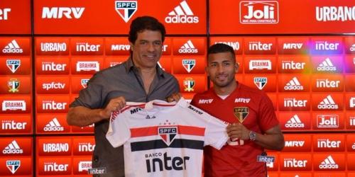 (OFICIAL) Joao Rojas es nuevo jugador del Sao Paulo de Brasil