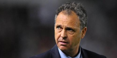 (OFICIAL) Joaquín Caparrós es el nuevo entrenador del Sevilla