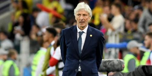 (OFICIAL) José Pekermán no seguirá en la Selección Colombia