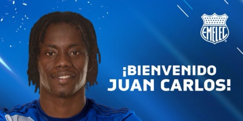 (OFICIAL) Juan Carlos Paredes nuevo jugador de Emelec