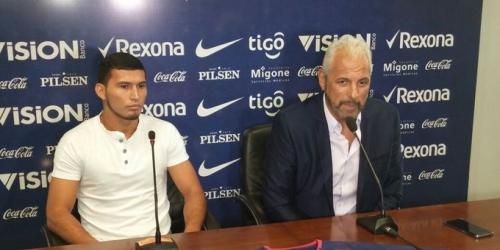 (OFICIAL) Juan Escobar es el nuevo refuerzo de Cerro Porteño