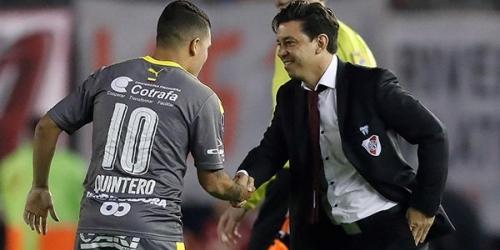 (OFICIAL) Juan Fernando Quintero nuevo refuerzo de River Plate