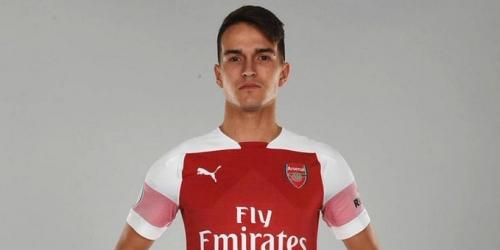 (OFICIAL) Jugador del Barcelona llega en modo de préstamo al Arsenal