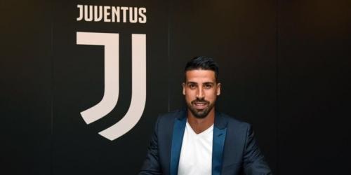 (OFICIAL) Khedira continuará con la Juventus hasta el 2021