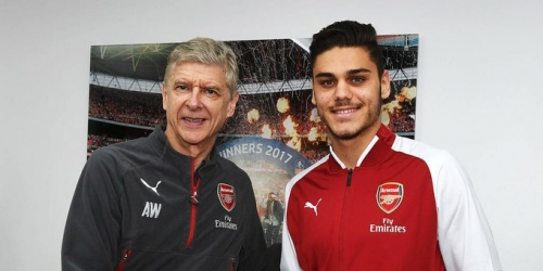 (OFICIAL) Konstantinos Mavropanos se suma al Arsenal