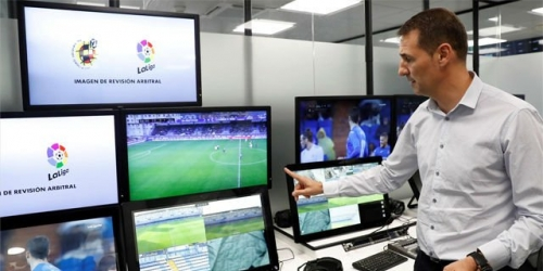 (OFICIAL) La Liga de Campeones tendrá al VAR desde los octavos de final