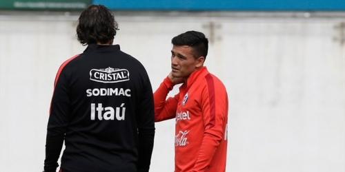 (OFICIAL) La selección de Chile pierde a Charles Aránguiz por lesión