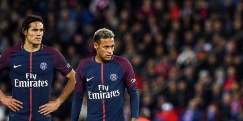 (OFICIAL) La solución de Emery a la crisis Neymar-Cavani
