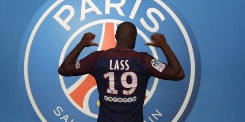 (OFICIAL) Lassana Diarra firma por el PSG