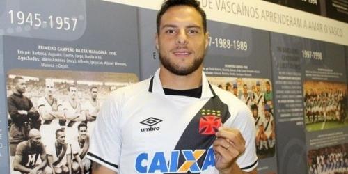 (OFICIAL) Leandro Desábato es nuevo jugador de Vasco da Gama