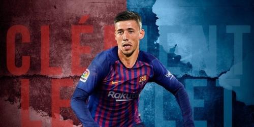 (OFICIAL) Lenglet fichado por el Barça