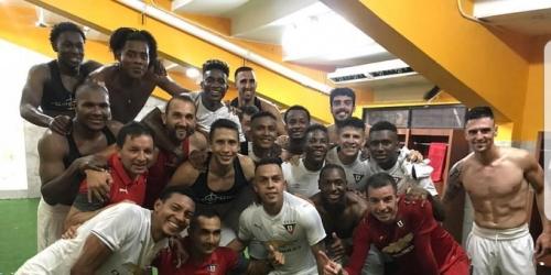 (OFICIAL) Liga de Quito gana a Barcelona en el Monumental y sube a la cima del campeonato